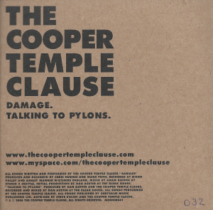 Damage - Cooper Temple Clause